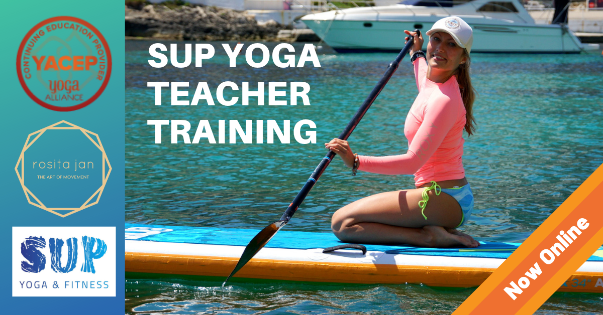 Online SUP Yoga & Fitness Teacher Training