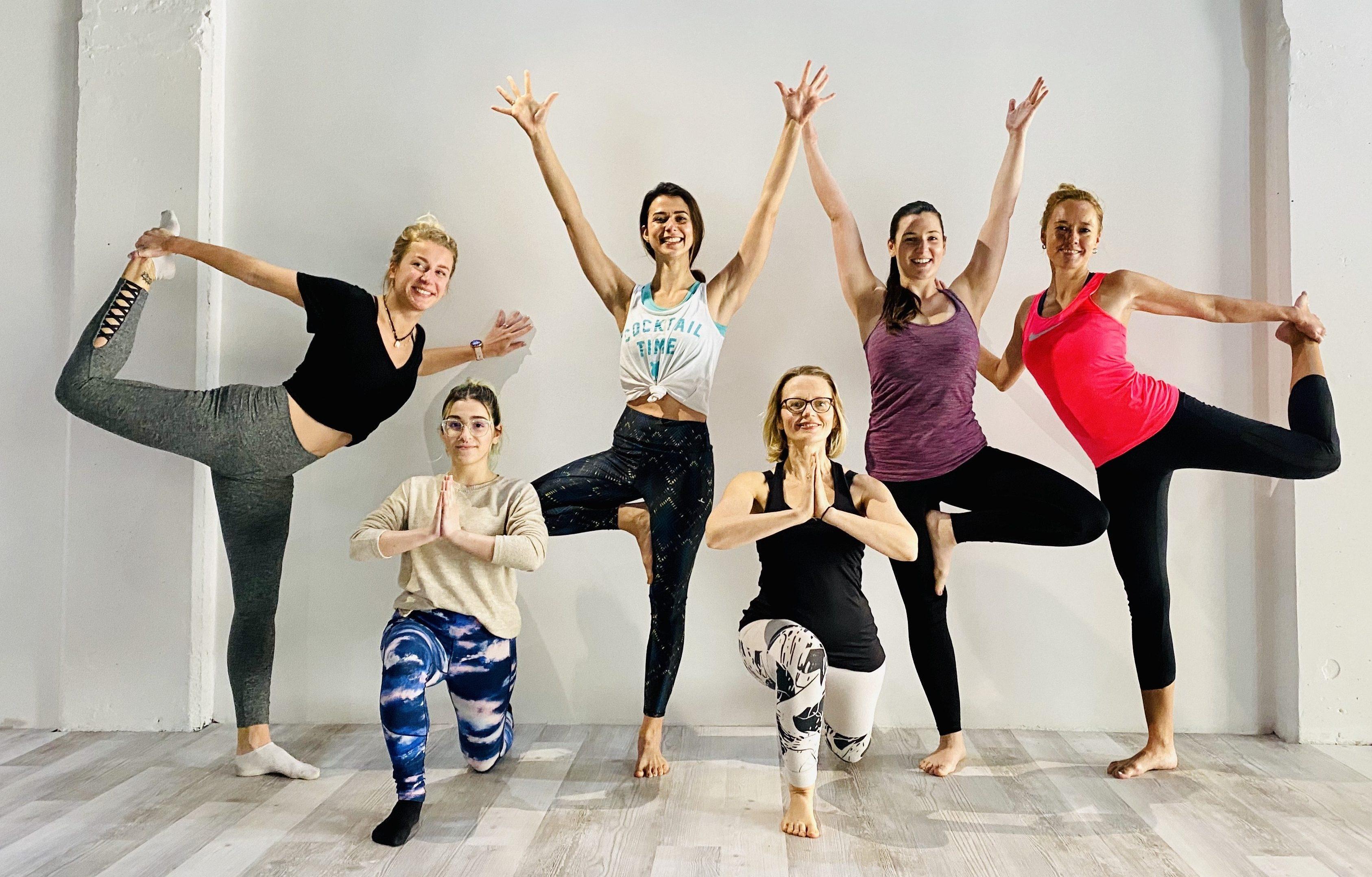 50hr Yoga Teacher Training – Online Modules